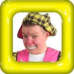 Kinderfeestjes Clown Westervoort