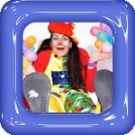 Kinderfeestjes Clown Diemen
