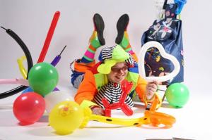 clown meppel ballonnen