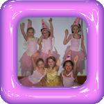 prinsessen kinderfeestje