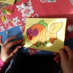 zandtekenen op je kinderfeestje