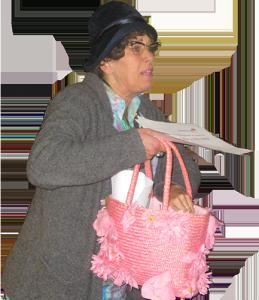 typetje tante janny