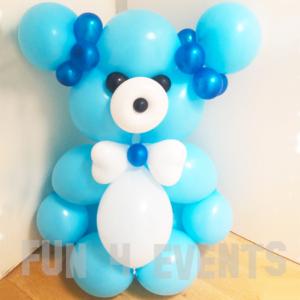 geboorte beer ballonnen