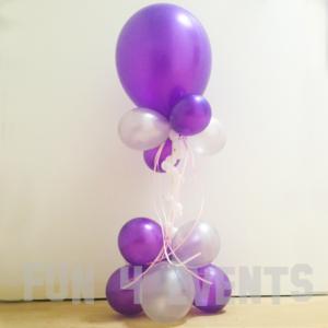 taffeldecoratie ballonnen