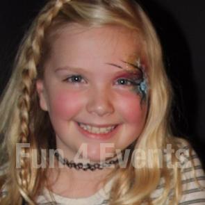dianaschminkpaleis schminken kinderen