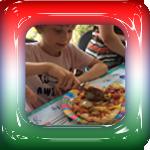 pizza kinderfeestje Overijssel