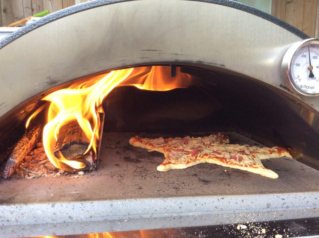 pizza kinderfeest