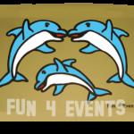 dolfijn zandtekening