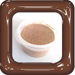 bruin zand