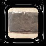 Zwart gekleurd zand