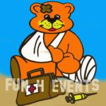 zieke beer